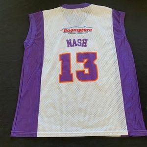 Vintage Steve Nash Phoenix Suns Jersey